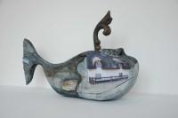 Cottage Whale I