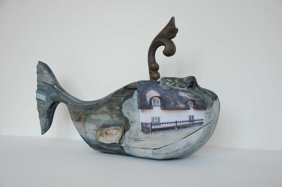 Cottage Whale I web