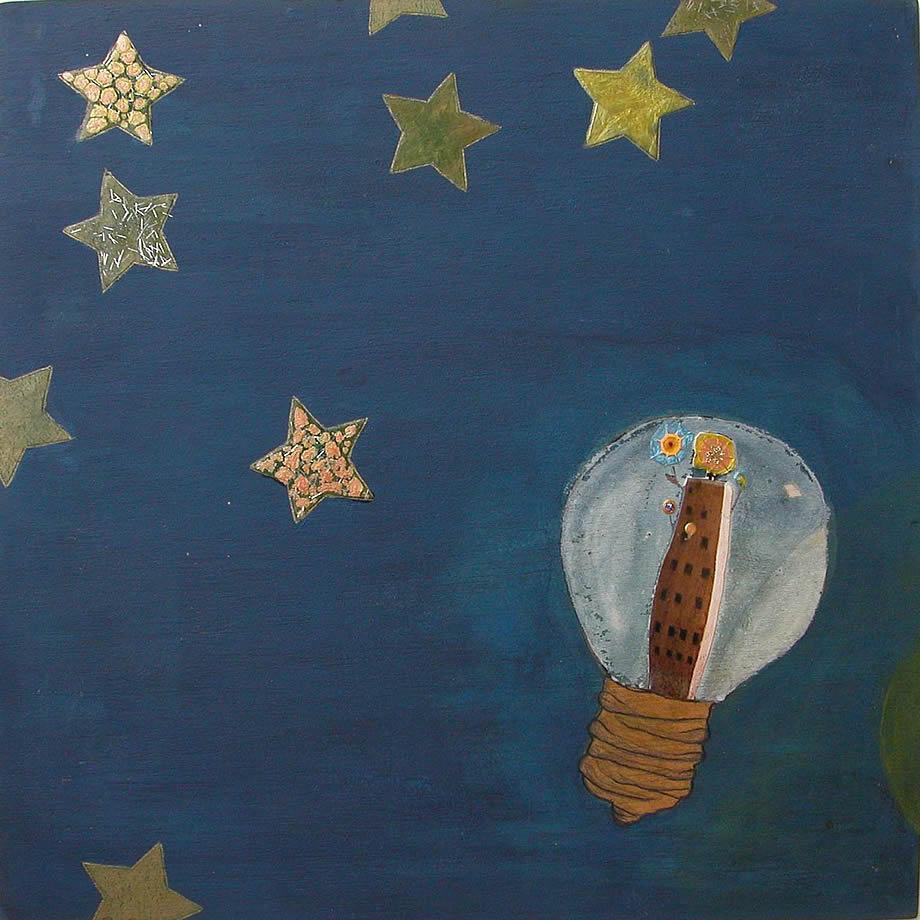 apaga una luz enciende una estrella