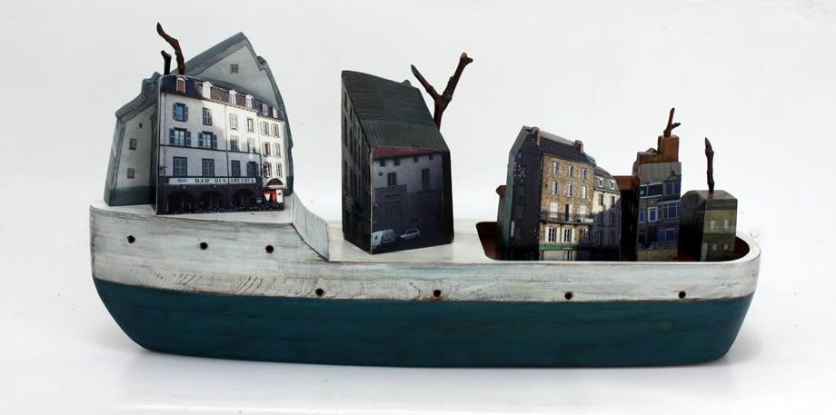 Barco repoblado I