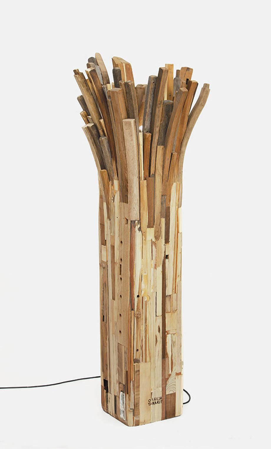 Lámpara árbol I