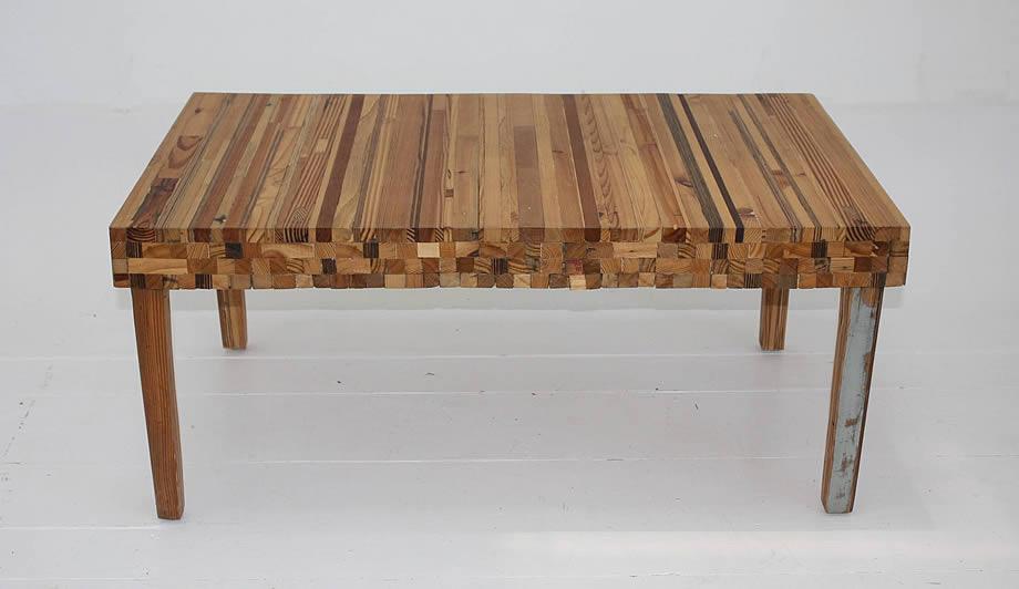 Mesa piel de árbol V