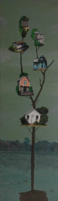 Tree Colony VI