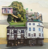 Rooftop Library I