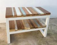 Tree Skin Tea Table VI