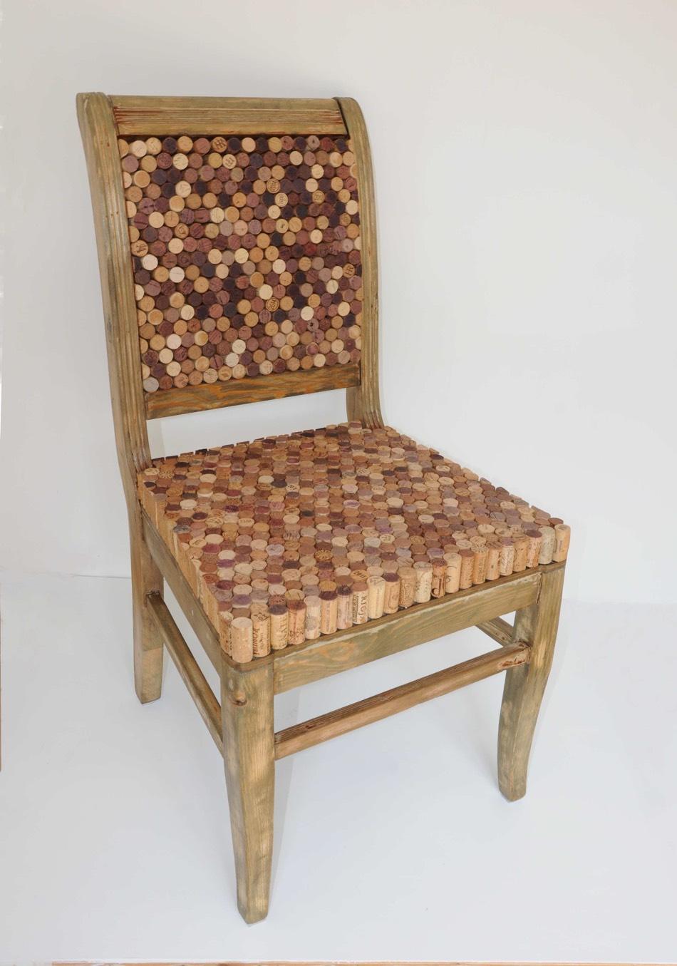 Wine Cork Chair II web