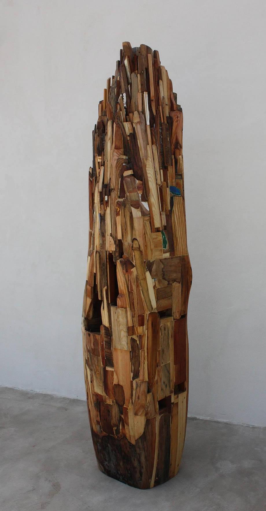 Árbol deconstruido I