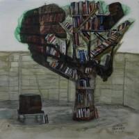 Árbol de libros