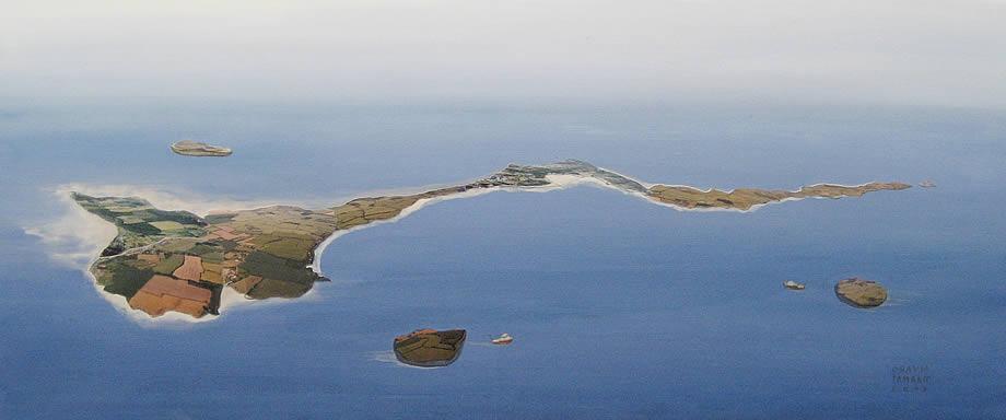 archipiélago reconstruido II