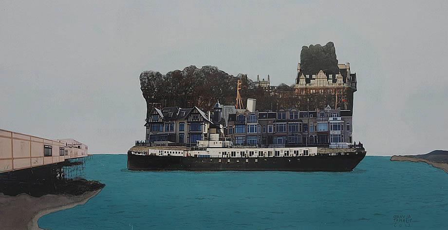 Barco repoblado II