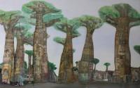 Bosque reconstruido I