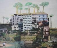 Bosque reconstruido II