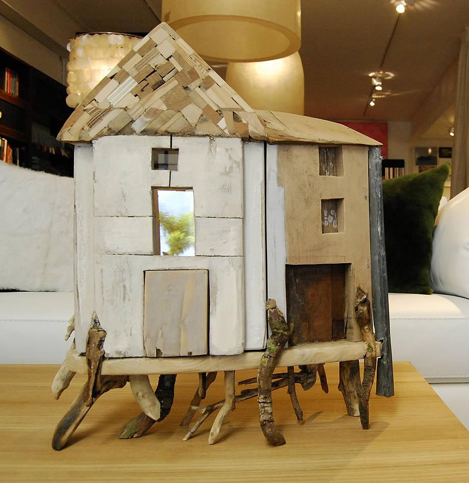 Casa con raíces II