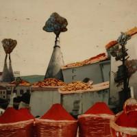 Factoría de colorante
